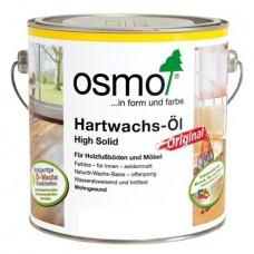 Osmo Hartwachs-Ol Original масло с твердым воском 3011 глянец 0,75л