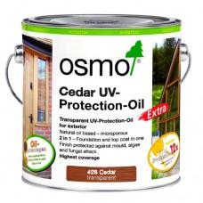 Osmo UV-Schutz-Ol 428 Защитное масло с УФ-фильтром 25л
