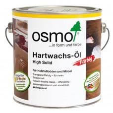 Osmo Hartwachs-Ol Farbig Цветное масло с твердым воском (3092 золото, 3091 серебро)