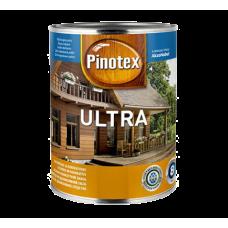 Pinotex Ultra декоративная деревозащита 1л