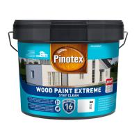 Pinotex Wood Paint Extreme Краска на водной основе для деревянных фасадов 9л