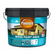 Pinotex Wood Paint Aqua Краска на водной основе для деревянных фасадов