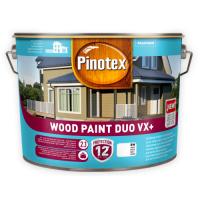 Pinotex Wood Paint Duo VX+ масляная краска на водной основе для деревянных фасадов