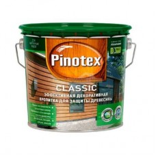 Pinotex Classic декоративная деревозащита 3л