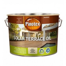 Pinotex Solar Terrace Oil масло на водной основе