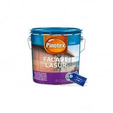 Pinotex Facade Lasur декоративное деревозащитное средство для древесины