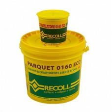Recoll Parquet 0160 ECO Двухкомпонентный эпоксиполиуретановый безводный клей 10кг