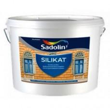 Sadolin Silikat (Садолин Силикат) Фасадная краска 5л