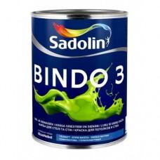 Sadolin Bindo 3  Краска (Биндо 3) 2.5л