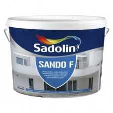 Sadolin Sando F (Садолин Сандо Ф) Фасадная краска