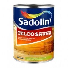 Sadolin Celco Sauna (Садолин Селко сауна) Лак для саун и бань