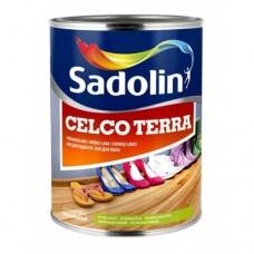 Sadolin Celco Terra 20 (Садолин Селко Тера) Лак паркетный
