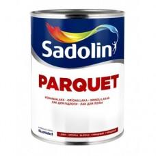 Sadolin Parquet 20 (Садолин паркет) Лак паркетный полуматовый 1л
