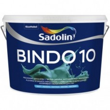 Sadolin Bindo 10  Краска (Биндо 10) 10л
